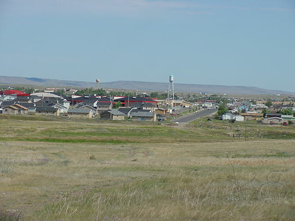 Blackfeet Environmental Office, Blackfeet Nation, Browning Montana.
